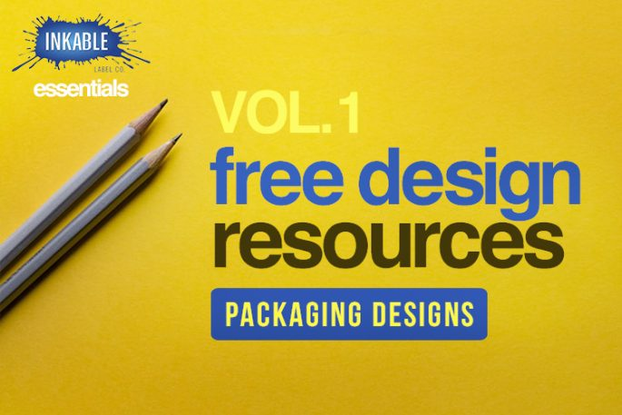 Free Essential Resources for Your Packaging Design - Vol. 1