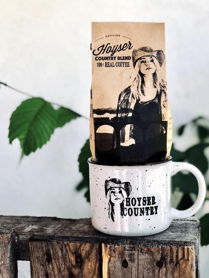 In the Spotlight: HOYSER COUNTRY BLEND