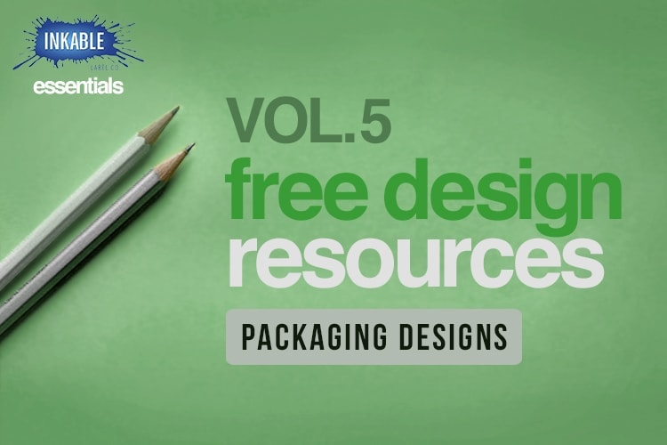 Free Essential Resources for Your Packaging Design - Vol. 5